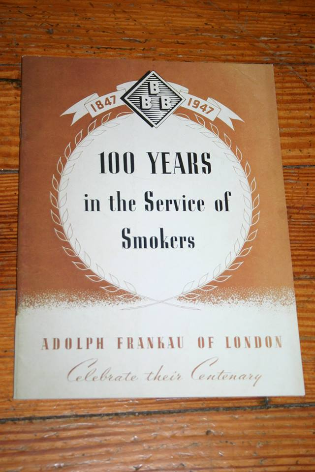 100 Years in the Service of Smokers