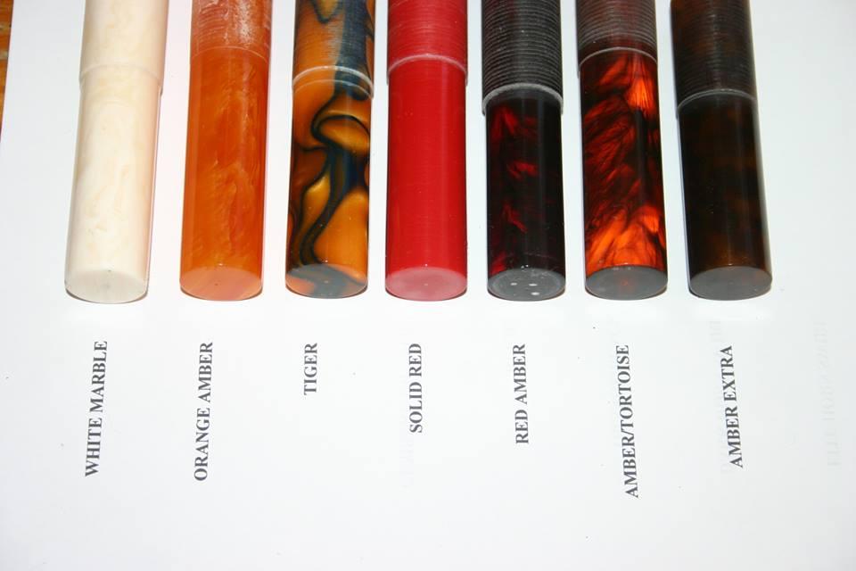 Italian Acrylic Rods